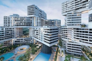 World Architecture Festival Awards: 2015 WAF and INSIDE Shortlists announced The Interlace residential development, Singapore, by OMA/Buro Ole Scheeren, shortlisted in the WAF 2015 Awards in the Housing – Completed Buildings category A staggering array of architecture and design practices from 46 countries are competing to win a coveted 2015 World Festival of Architecture Award following the announcement of the shortlist today. The eighth annual World Architecture Festival shortlist consists of 338 projects across 31 categories, ranging from small family homes to large commercial developments and landscape projects. A substantial rise in entry numbers mirrors the global economic upturn in development and construction. The country boasting the largest number of shortlisted projects is Australia, followed by the UK and then Turkey – all of which have seen significant social and economic resurgence in the last few years. Major world architects shortlisted include Foster & Partners, Zaha Hadid Architects, Herzog & de Meuron, OMA/Ole Scheeren, Rogers Stirk Harbour, Rafael Vinoly Architects, BIG, Grimshaw, Heatherwick Studio and Carlos Ott. As usual a host of small practices unknown outside their own countries will pitch against the big names, presenting the shortlisted work to a 50-strong global awards jury. From small projects making a local contribution, such as a school in Burkina Faso designed for the architectural charity Article 25, through to large scale Olympic stadia transformations by US sports giant Populous, all manner of architectural interventions are celebrated. Regardless of their practice size and reputation, all shortlisted entrants will this year gain double exposure, having their projects exhibited across two continents. The shortlist can first be seen this week at the new satellite WAF London 24-27 June, before arriving at the annual World Architecture Festival 2015 in Singapore this November. All shortlisted practices will be vying to win not only t