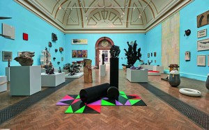 RA Summer Exhibition 2015  royal academy of arts  **to promote exhibition only* ... View of the Lecture Room Photography: John Bodkin, DawkinsColour (c) Royal Academy of Arts