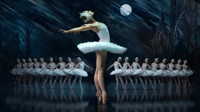 The renowned St Petersburg Ballet Theatre continues its 2015 international tour with its London Coliseum season. Internationally acclaimed Irina Kolesnikova brings together guest artists of the Mariinsky Theatre, the Bolshoi Theatre and the Royal Ballet's own Vadim Muntagirov in a spell-binding production of Swan Lake. Surely the most famous and beautiful of all classical ballets, Swan Lake is the classic love story between Prince Siegfried and the Swan Princess Odette. From the iconic lakeside 'white act' to the visually stunning palace ballroom, this is the story of lovers divided by the villainous sorcerer Rothbart and true love conquering all. Classical ballet at its best, wrapped in Tchaikovsky's glorious and unforgettable music, this full-length ballet is accompanied by The St Petersburg Ballet Orchestra. With lavish costumes, beautiful sets and a company of 55, this magnificent production is not to be missed.