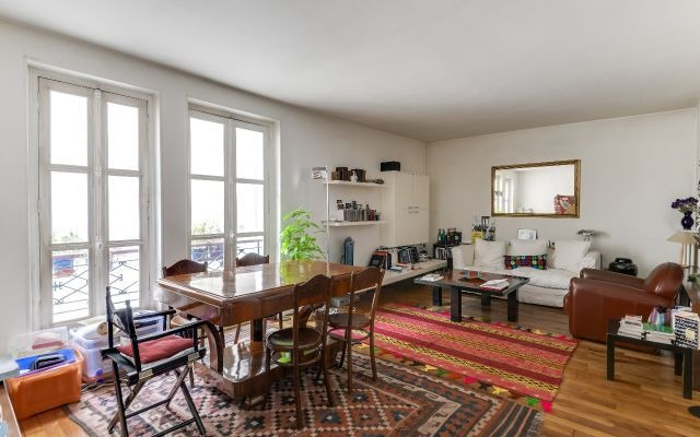 Property Overview Size: 73 m2 Property Type: Apartment Bedrooms: 2 Bathrooms: 1 Floor: 2nd (3rd US) Area: 5th 2 Bed Apartment in the Heart of the Latin Quarter Beautiful position on rue Monge in the heart of the Latin Quarter close to La Sorbonne, the River Seine and with all Paris' gastronomic delights on your doorstep. On the third floor of a traditional stone building the property has a great layout - 2 bedrooms a double living room and a cute kitchen. Requires some renovation. Further Details & Photos Apartment for Sale (Agency Fees Included) €760 000 Please email us direct to discuss your requirements