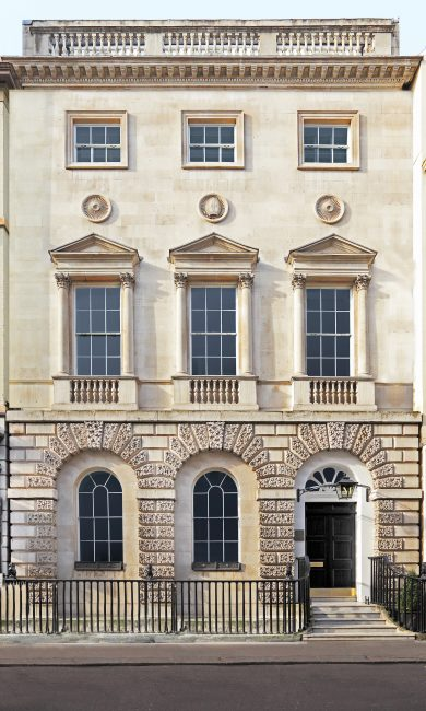 Galerie Thaddaeus Ropac is planning to open its newest space at Ely House in Mayfair, London in the Spring of 2017. This would mark the opening of a fifth location for the gallery, which also has two spaces in Paris and two is Salzberg. While the announcement follows a time of political uncertainty in London, Thaddaeus Ropac's intentions, as stated in the press release issued by the gallery, are in recognizing London's permanence as a vibrant center for art and culture. The new location will not only create opportunities for exhibitions of gallery artists, but also for collaboration with local cultural institutions. Ely House in Mayfair is being remodeled with the help of New York-based architect Annabelle Selldorf, principal of Selldorf Architects. Built in 1772 by Sir Robert Taylor, the building has a rich history and has been utilized as a residence by Bishop Edmond Keene of Ely as well as a center for the respected Arts & Crafts architectural firm Smith and Brewer. Now under the direction of Thaddaeus Ropac, Ely House is being re-purposed once again with a plan of restoration that looks to make the place fit for the exhibition and viewing of contemporary art, while remaining true to the historical architecture of the building. Ely House Dover Street courtesy of Galerie Thaddaeus Ropac. Ely House Dover Street. Courtesy of Galerie Thaddaeus Ropac. Galerie Thaddaeus Ropac not only exhibits its own artists but also serves as a curatorial aide to museums, advisor to private and corporate collections, and runs its own publishing house. The new London gallery will dedicate the five floors of Ely House at 37 Dover Street to the exhibition of established and emerging contemporary artists who do not yet have representation in London. Follow artnet News on Facebook. SHARE Article topics Contemporary Period Carol Civre Related Articles Frieze London 2016 Announces Participating Galleries Thaddaeus Ropac Plans to Open London Branch Thaddaeus Ropac to Donate Exhibition Proceeds to Refugee Charity