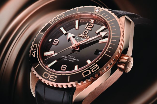 omega-seamaster-planet-ocean-600m-master-chronometer-39-5mm-sedna-gold-brown-dial-baselworld-2016-ref-215-63-40-20-13